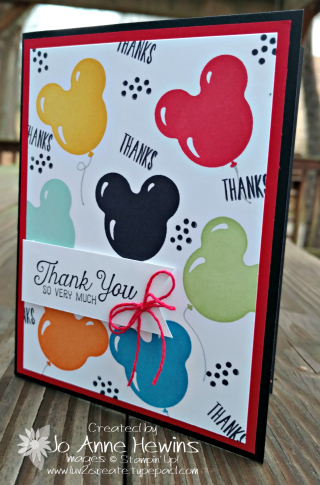 Mickey Mouse Birthday Balloons