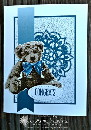 CCMC#459 Baby Bear