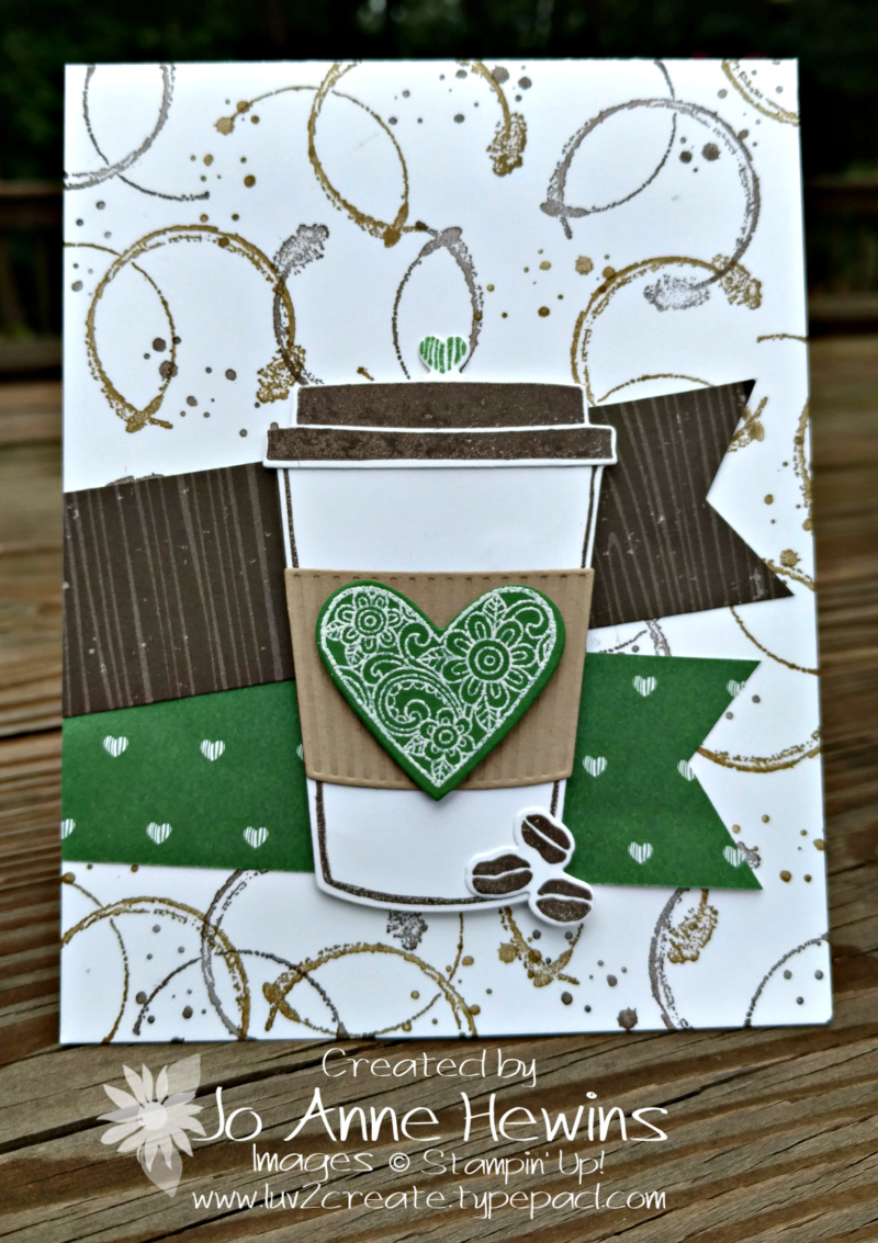 Coffee Cafe class card