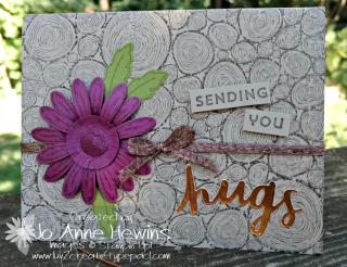 Tree Rings CASE card