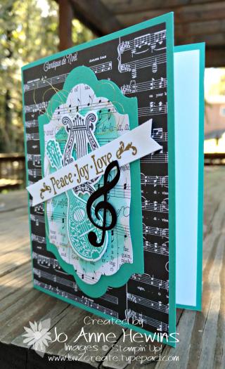 Musical Season card