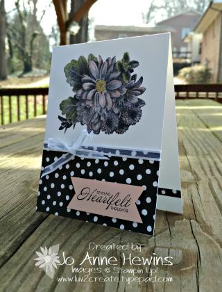 Hearfelt Blooms CASE card