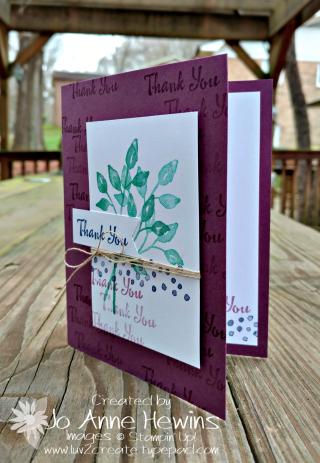 Petal Palette card