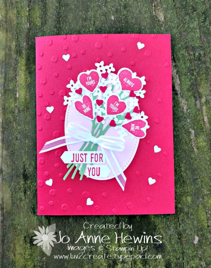Sure Do Love You  Bouquet Bunch