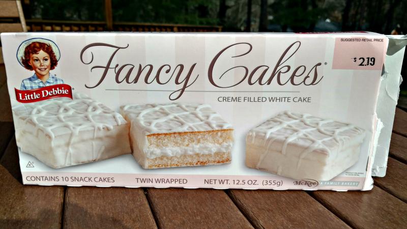 Little Debbie Fancy Cakes