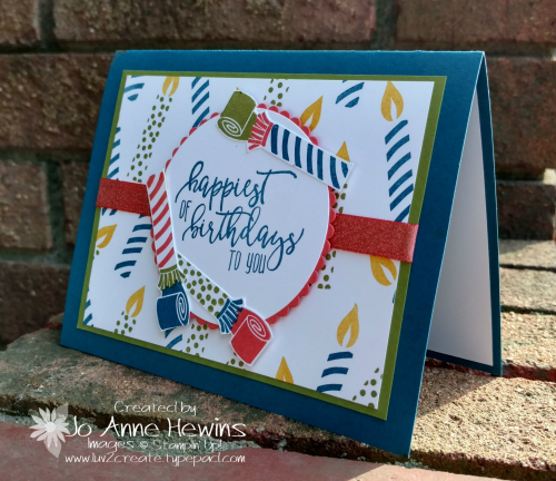 Picture Perfect Birthday by Luv 2 Create
