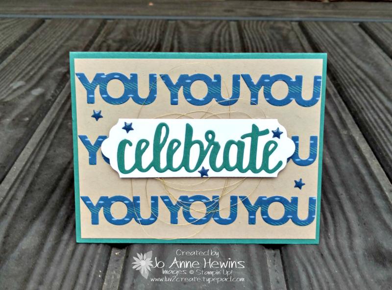 CCMC #403 Jo Anne Hewins Celebrate You