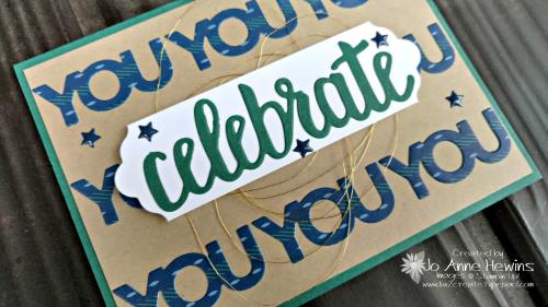 CCMC #503 Celebrate You by Jo Anne Hewins