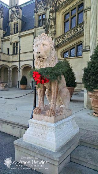 Biltmore lion