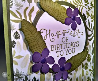 Botanical purple 3