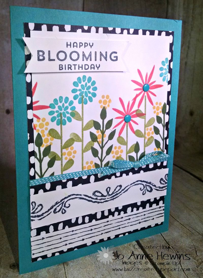Flower Patch for Global Design too