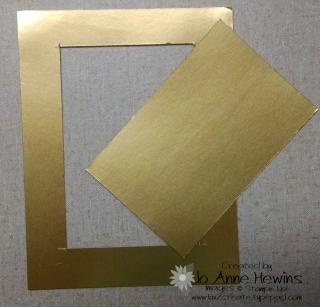 Jar shaker layer of gold