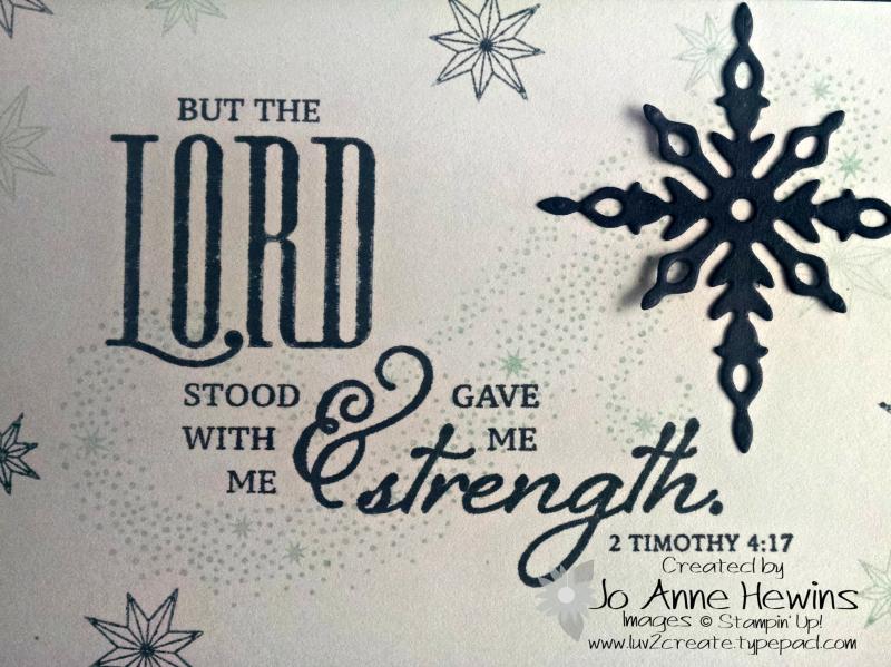 Strength & Prayers 5