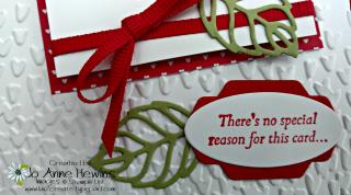 Special Reason tag