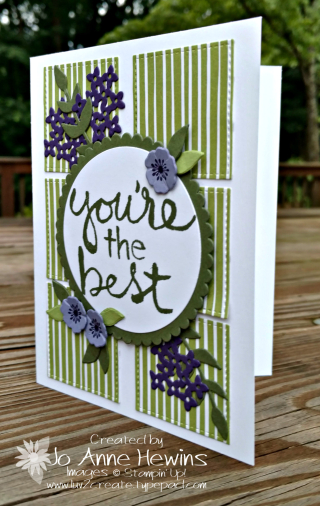 Beautiful Bouquet CASE card