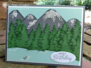 Carols of Christmas Alaska card