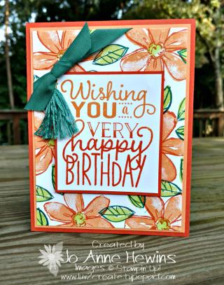 Fab Friday birthday card