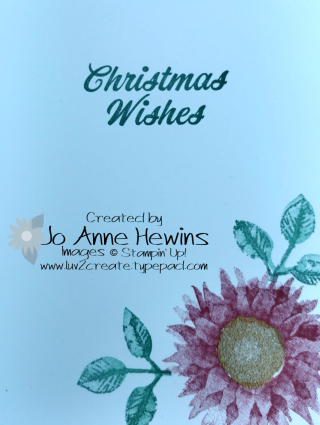 Color Fusers Painted Harvest Christmas inside