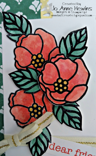 CCMC#487 Soft Sayings flowers