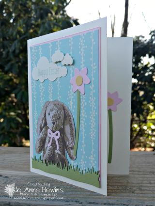 Sweet Little Something Easter card by Luv 2 Create