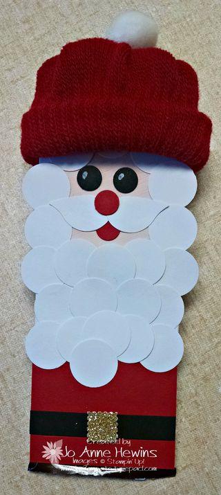 Craft 6 santa hershey