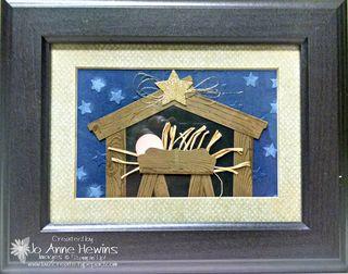 Nativity frame 2016