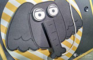 Elephant head 2