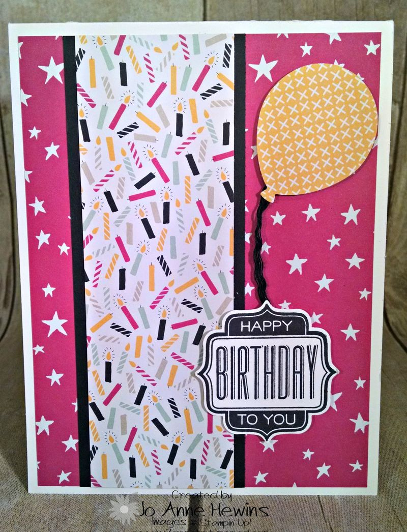 It's My Party birthday 1