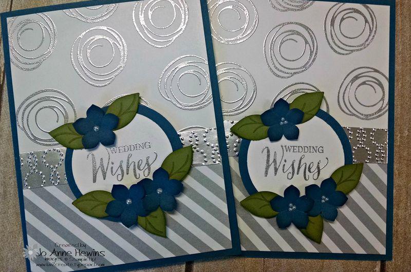 Wedding suo both cards