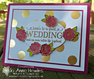 Better Together Wedding card