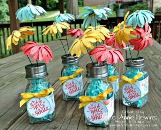 Salt Shaker Vase group