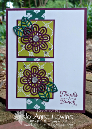 Support Ribbon card