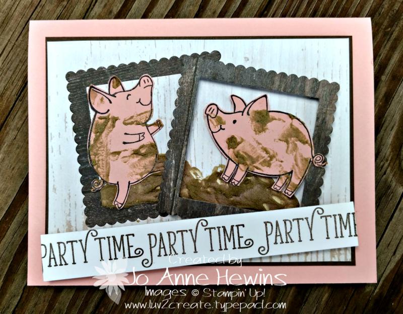 CCMC #468  This Little Piggy