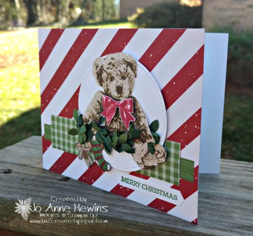 Baby Bear for Christmas
