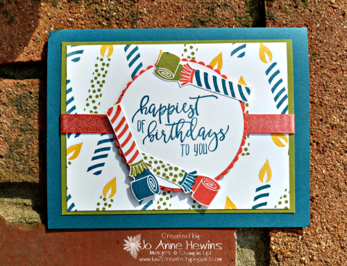 Picture Perfect Birthday  Luv 2 Create