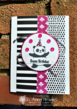 Party Pandas Luv 2 Create
