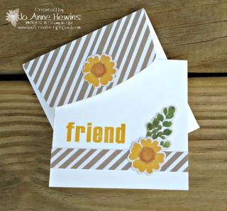 February Paper Pumpkin note card 1 Jo Anne Hewins