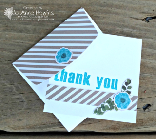 February Paper Pumpkin note card 3 Jo Anne Hewins