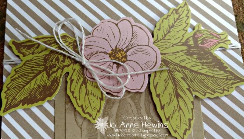 CCMC #506 March Paper Pumpkin close up by Jo Anne Hewins