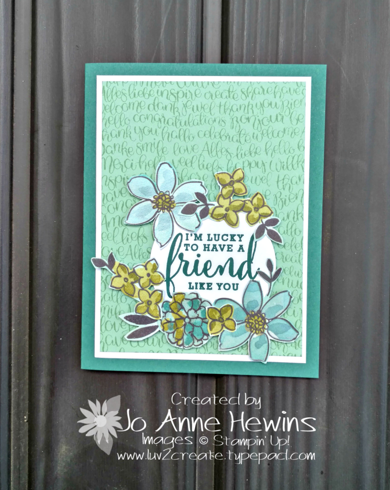 Share What You Love Specialty Designer Series Paper cut outs by Jo Anne Hewins