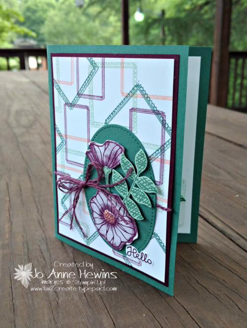 Color Fusers for June 2018 with Swirly Frames and Oh  So Eclectic by Jo Anne Hewins for Luv 2 Create.