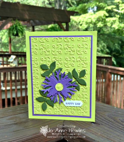 In honor of the queen wedding card by Jo Anne Hewins