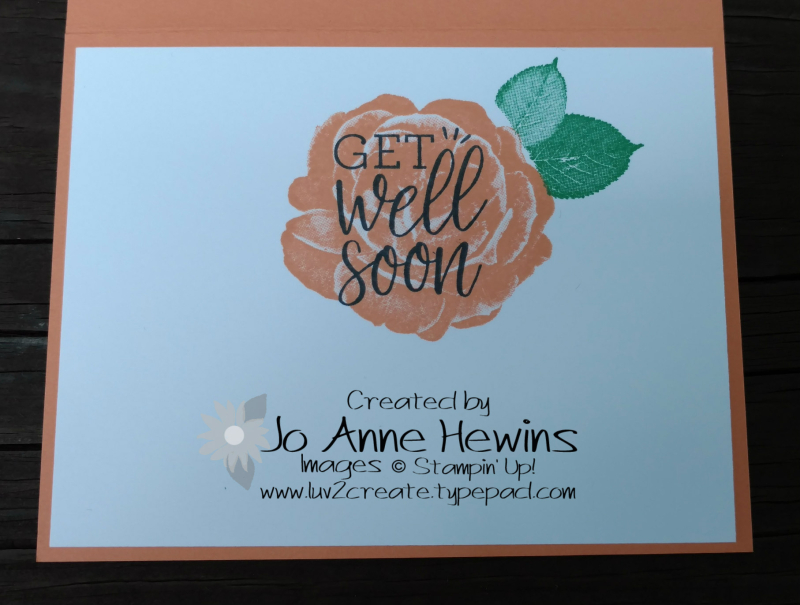 Card using the Delightfully Detailed Memories & More Card Pack inside of card by Jo Anne Hewins