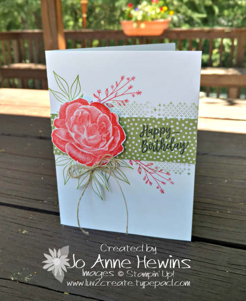 CASE of Healing Hugs Catalog card page 110 by Jo Anne Hewins