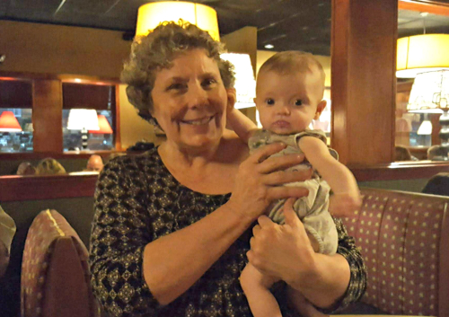 Grammie and Sagan