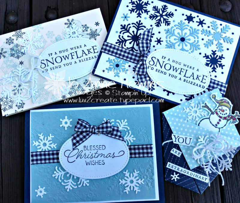 NC Demo Blog Hop October 2018 Beautiful Blizzard by Jo Anne Hewins
