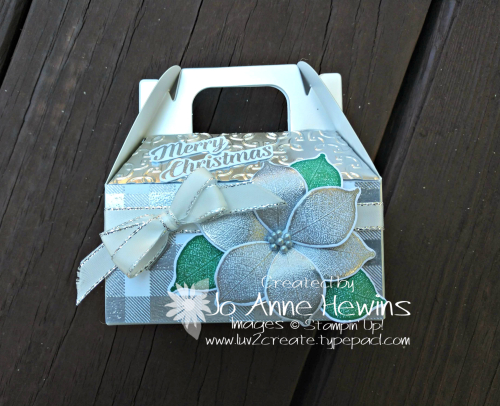 OSAT for November Silver Gable Box item by Jo Anne Hewins