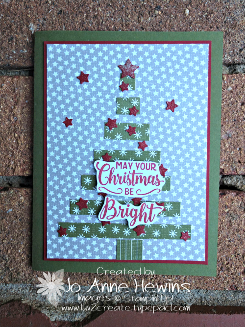 CCMC #539 Making Christmas Bright by Jo Anne Hewins