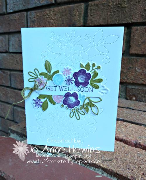 Needle & Thread by Jo Anne Hewins