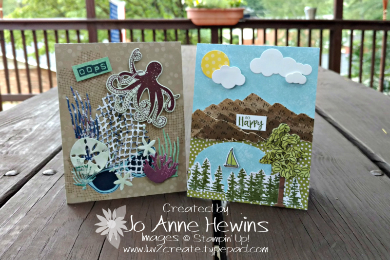 NC Blog Hop Summer Fun Beach and Mountains by Jo Anne Hewins